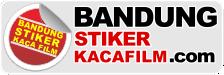 Bandung Stiker Kaca Film